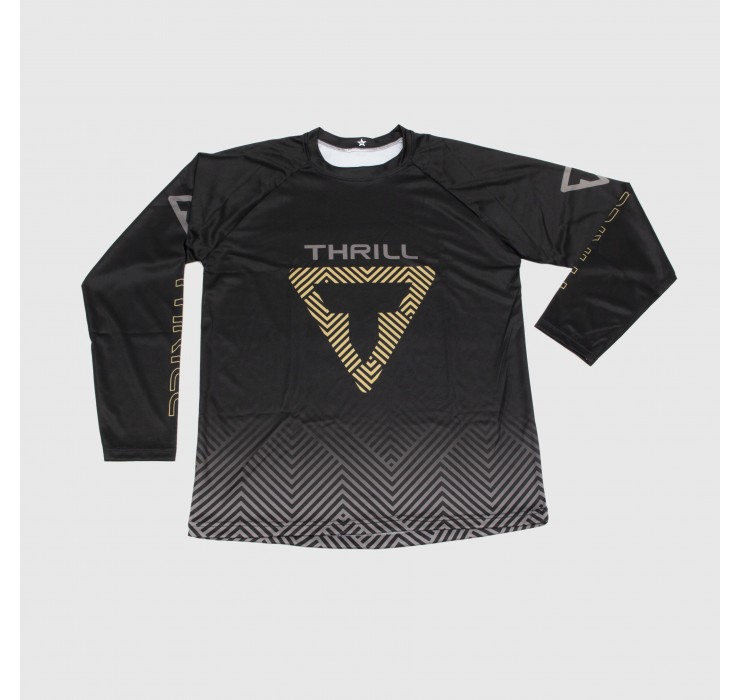 JERSEY THRILL MTB LS OLD SCHOOL
